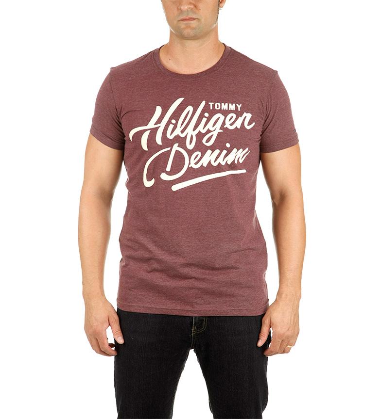 Comprar Tommy Hilfiger Camiseta Tommy Hilfiger granate suave
