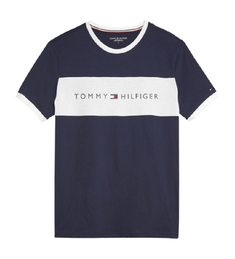 Comprar Tommy Hilfiger Camiseta CN SS Logo Flag marino