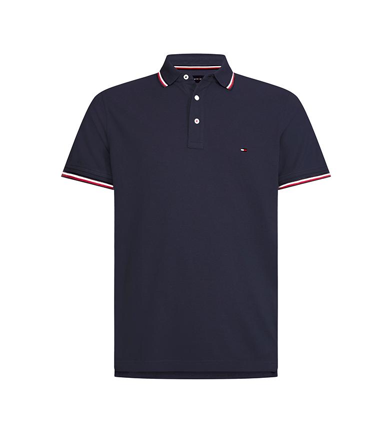 Comprar Tommy Hilfiger Core Tipped Slim Slim navy polo shirt