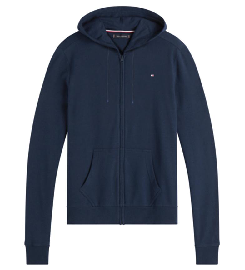 Comprar Tommy Hilfiger Sweatshirt FZ LWK marine