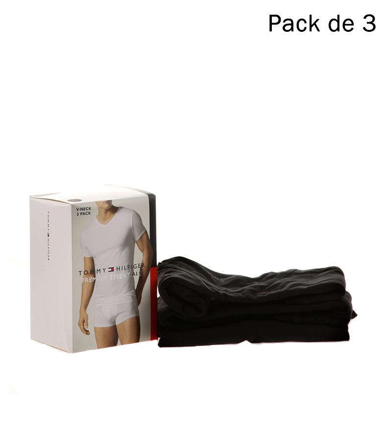 Comprar Tommy Hilfiger Pack 3 t-shirts Tommy Hilfiger noir