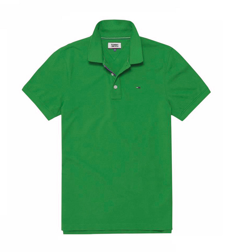 Slim Tommy Verde Hilfiger Tom Polo dBCexo