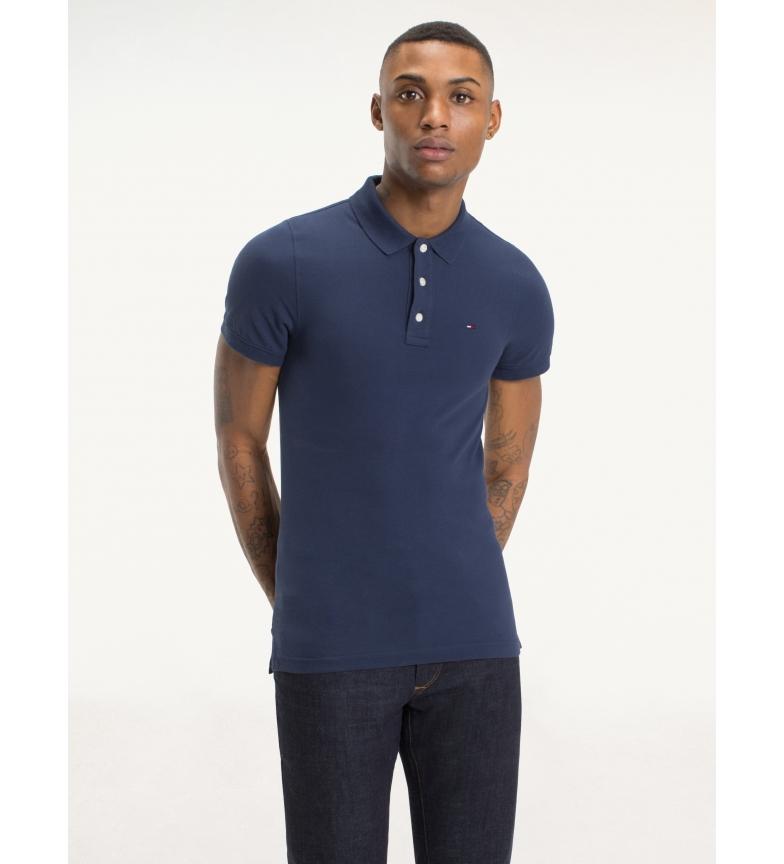 Comprar Tommy Hilfiger TJM Original Fine Pique navy polo shirt