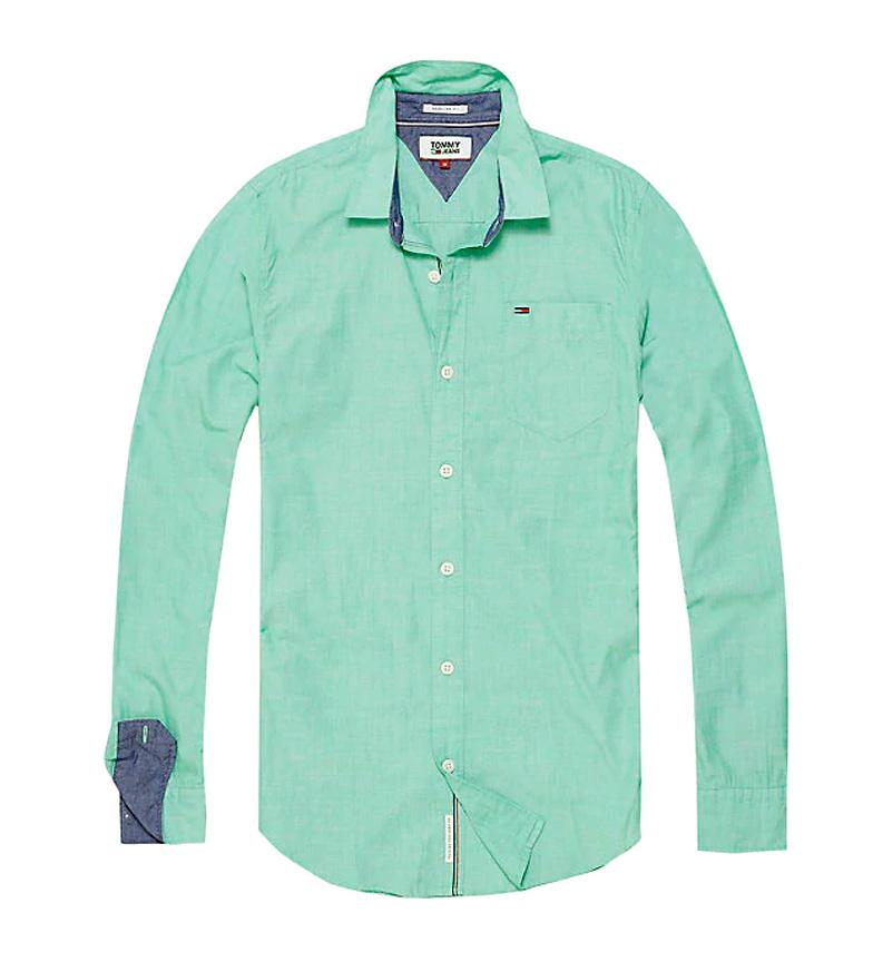 Comprar Tommy Hilfiger Green Kash shirt