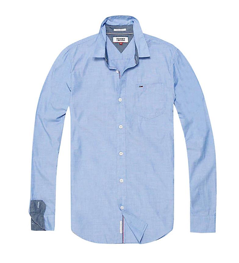 Azul Hilfiger Kash Camisa Tommy Camisa Kash Hilfiger Tommy QshCdtr