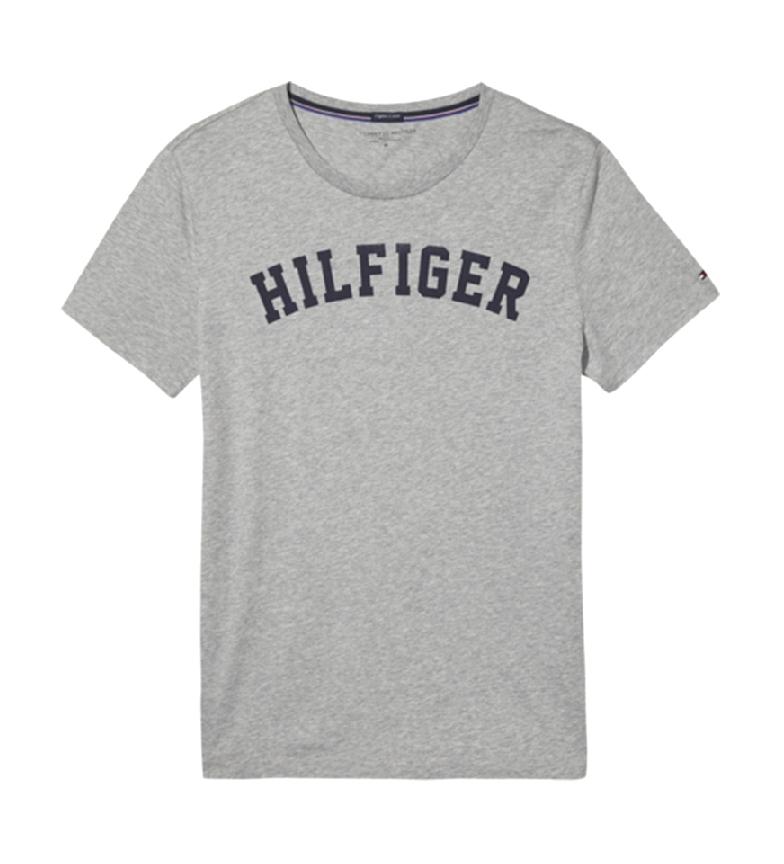 Comprar Tommy Hilfiger Camiseta SS Logotipo cinza