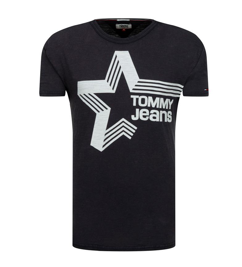 Comprar Tommy Hilfiger Spike black t-shirt