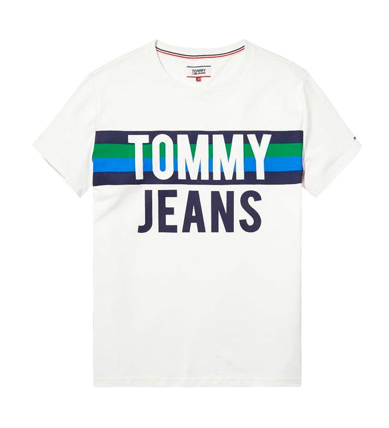 d0e9a0bcc792c Comprar Tommy Hilfiger Camiseta Hank blanco