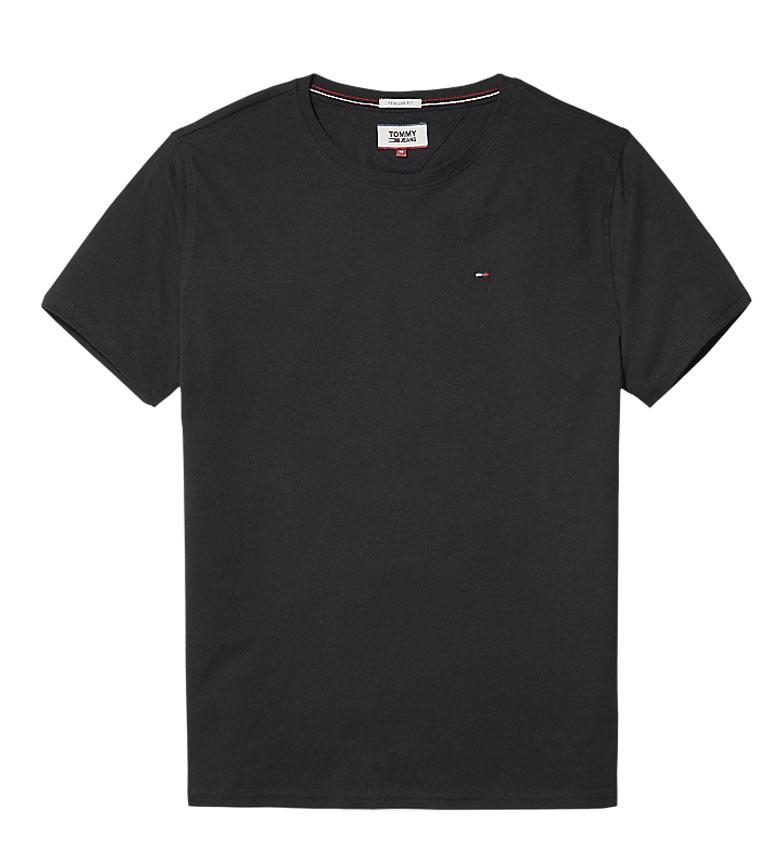 Comprar Tommy Hilfiger T-shirt Original T-shirt preta