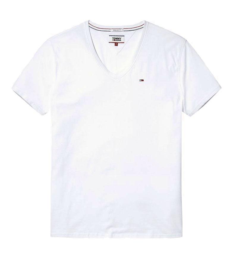 Comprar Tommy Hilfiger Tee Shirt Bianco originale
