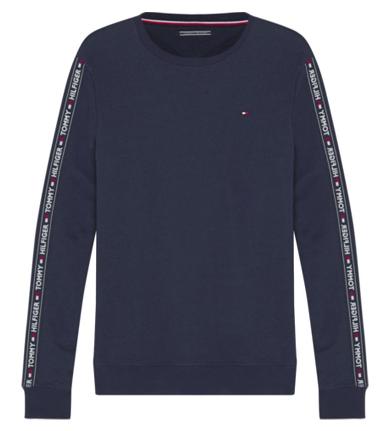 Comprar Tommy Hilfiger Sweatshirt Track Top LS HWK marine