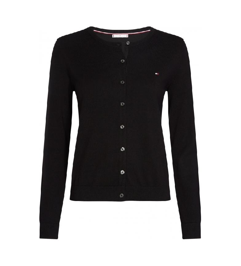 Comprar Tommy Hilfiger Pullover Heritage Cardigan Button-up noir