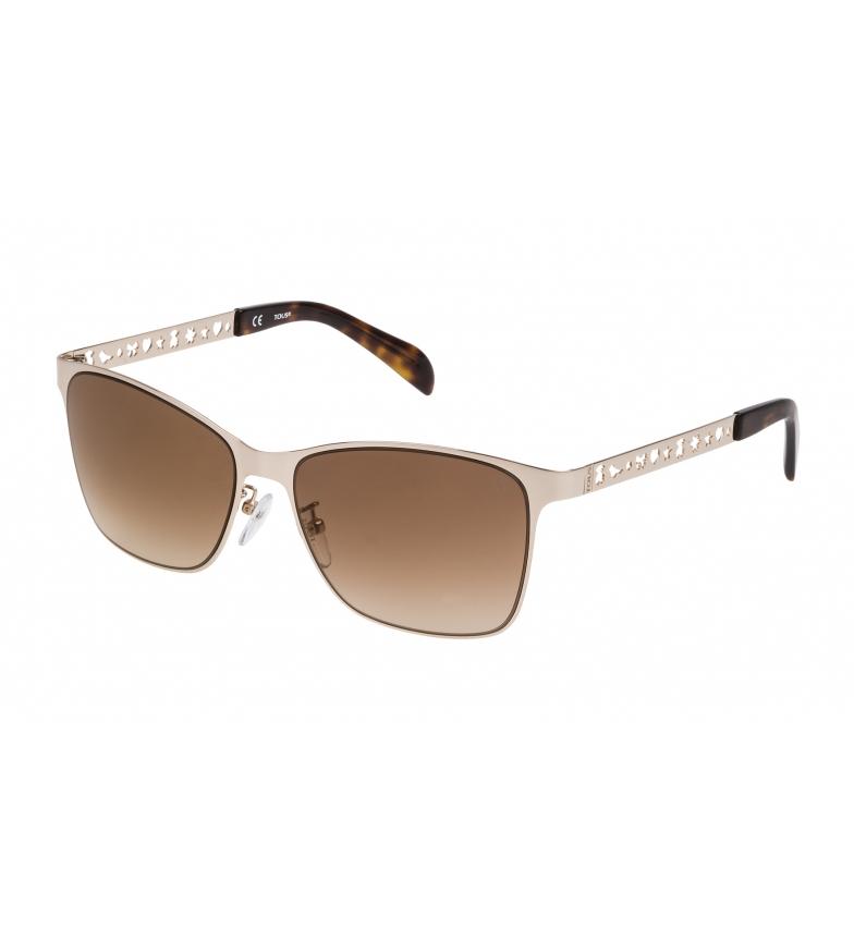 Comprar Tous Óculos de sol STO333 rosa dourado