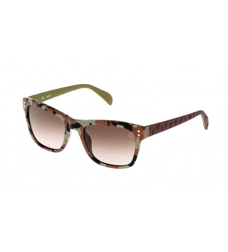 Comprar Tous Gafas de sol STO829E verde, marrón