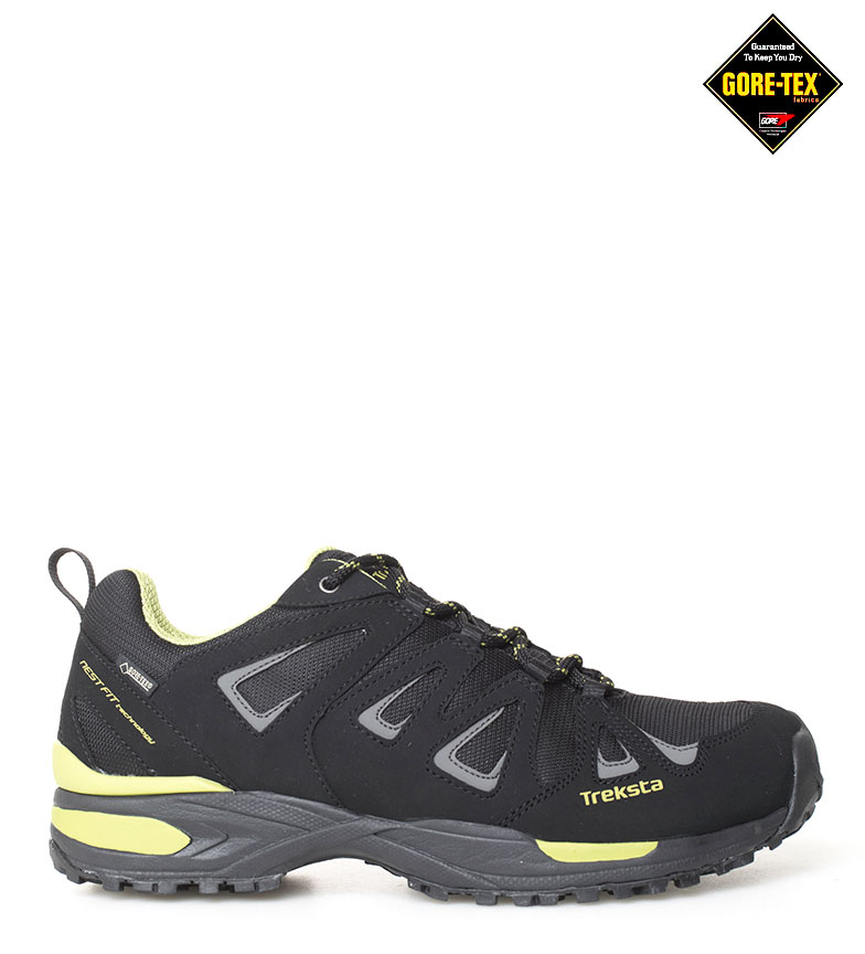 Comprar TrekSta Zapatillas trekking Nevado Lace Low GTX negro, lima /  340g / Gore-tex