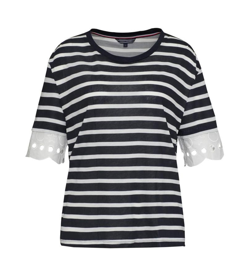 Marino Tommy Flant Hilfiger Camiseta Tommy Camiseta Hilfiger DEIH29