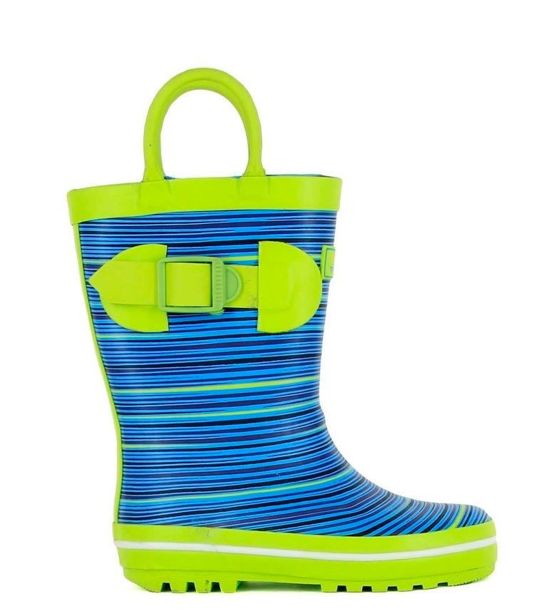 Trespass - Botas de agua Hardie Kids azul XNH2c1ER3F