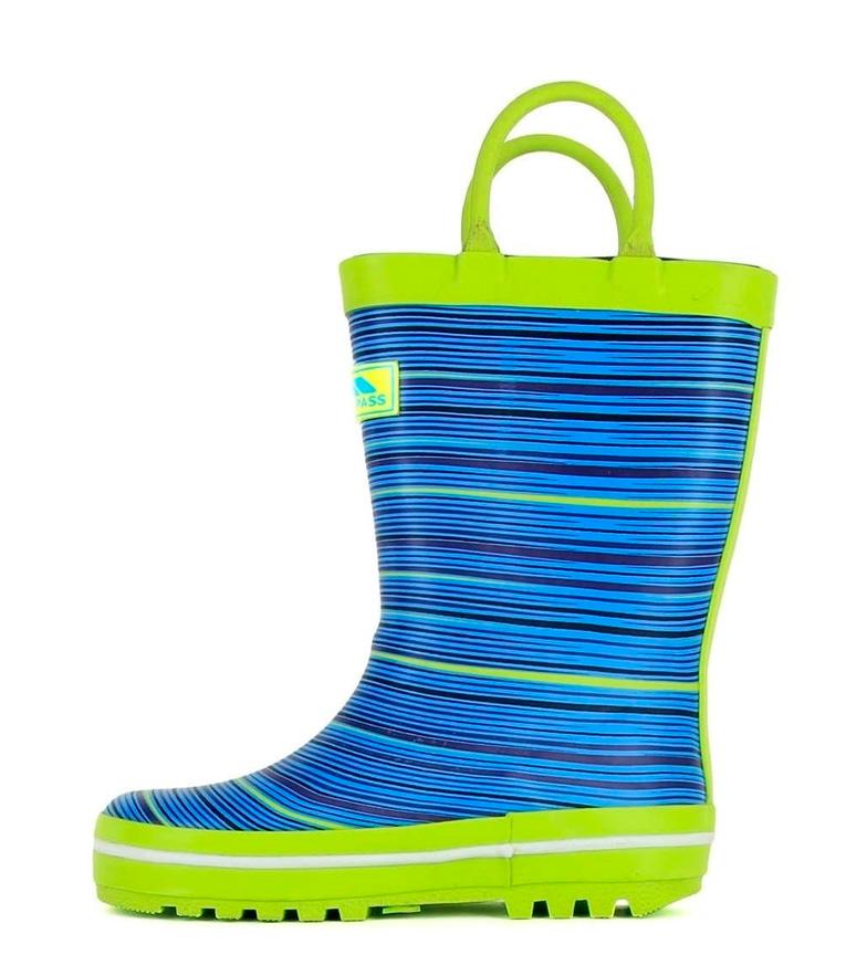 Trespass - Botas de agua Hardie Kids azul CJzJwYo