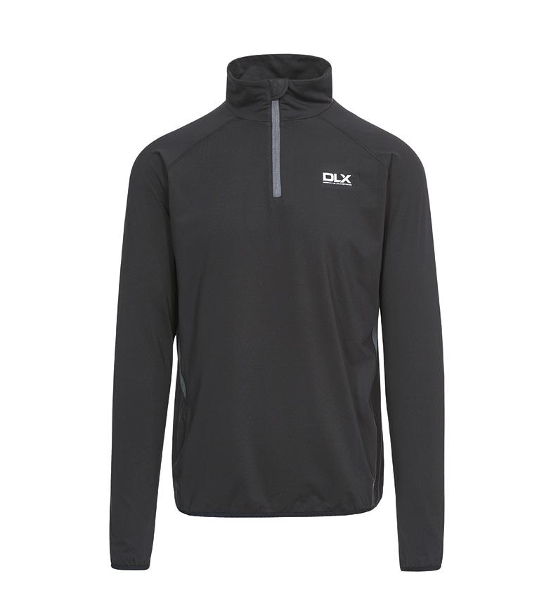 DLX Camiseta t�cnica Brennen negro