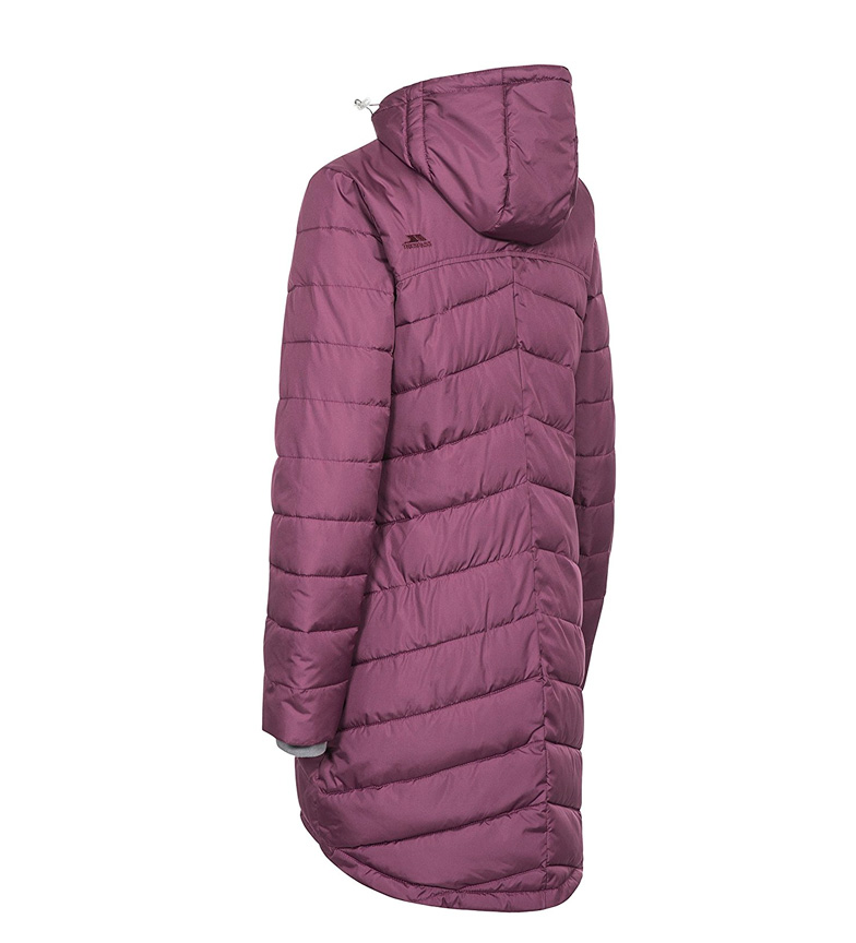 Trespass Chaqueta Homely Padded morado
