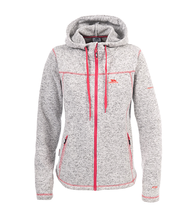 Trespass Chaqueta Odelia insulada -AT300- gris