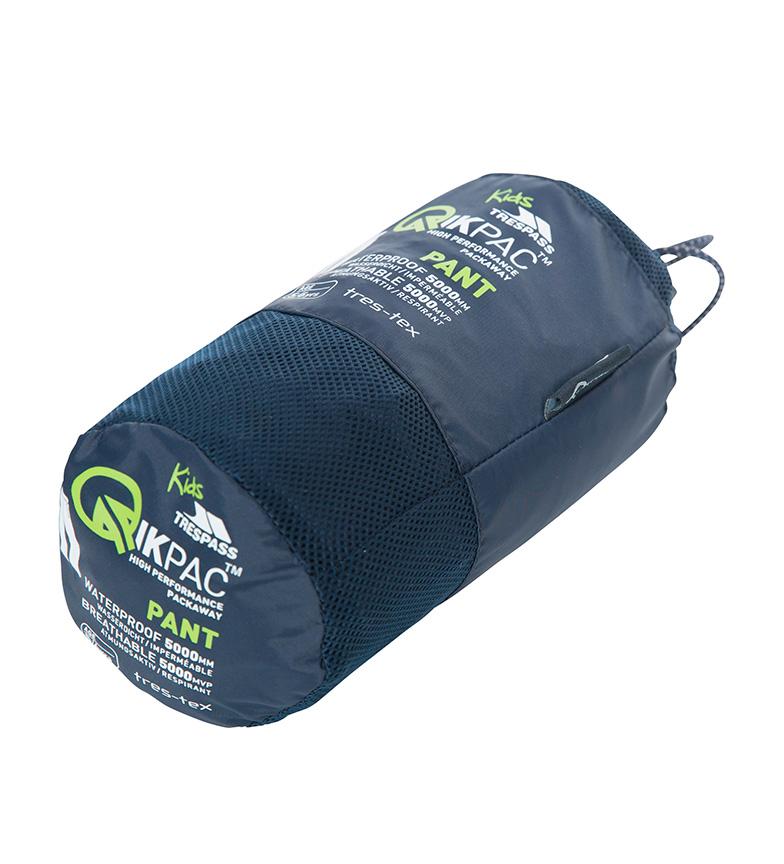 Overtredelse Pantaln Qikpac Packaway -tp75- Gris rabatter for salg salg anbefaler virkelig billig online salg med kredittkort Ad9hS06PEh