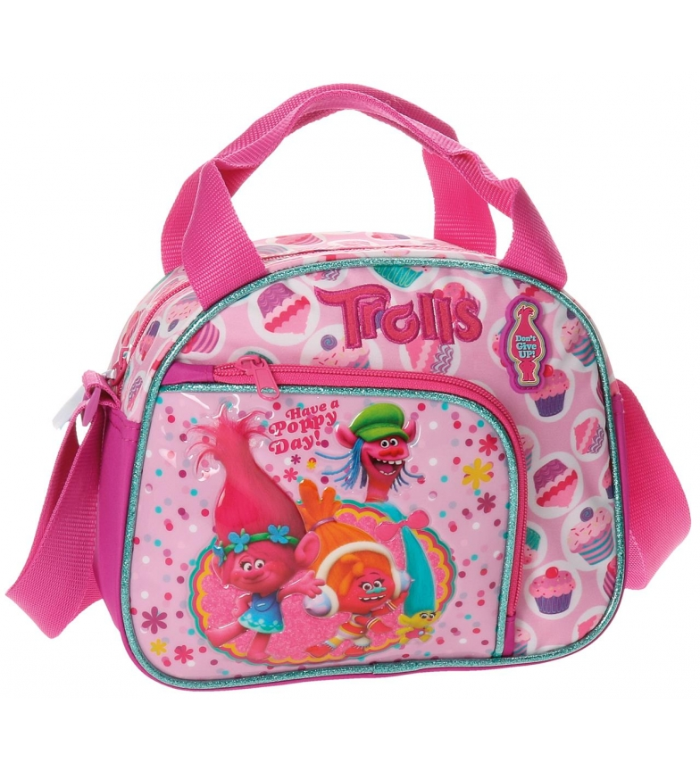 Comprar Trolls Toilet bag suitable for Trolls Happy pink trolley