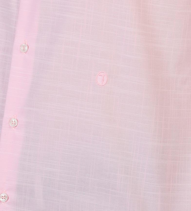 Camisa Rosa Trussardi l Medio M hBsoQrxCtd
