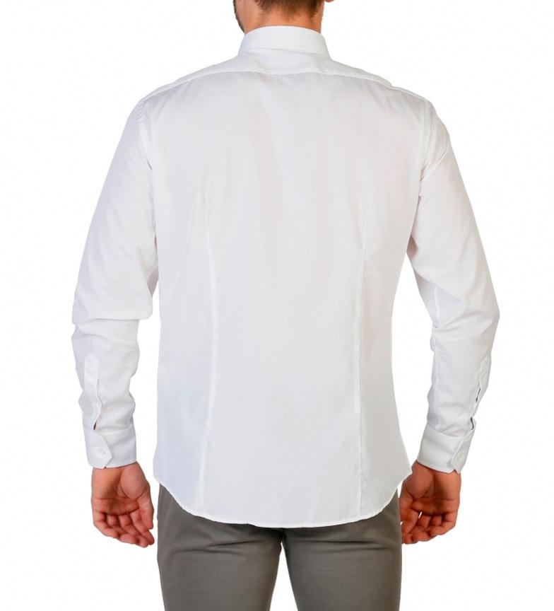 Trussardi Camisa m/l blanco