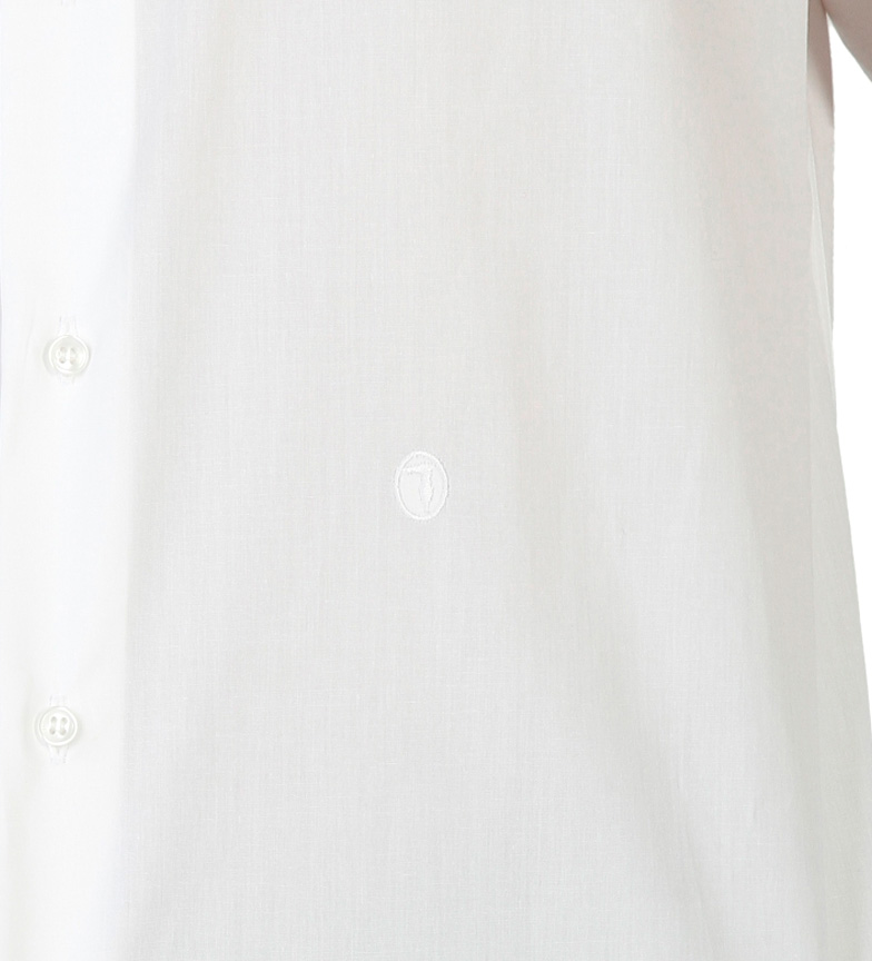Trussardi m l Camisa blanco Trussardi Camisa l m rrwZB