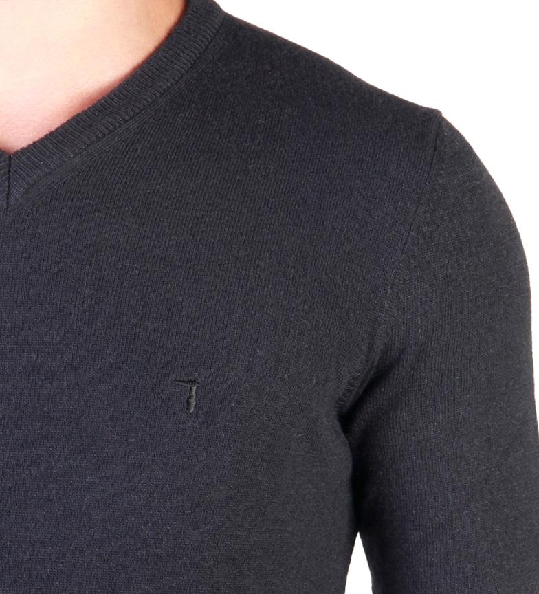 Trussardi Jersey c/pico negro