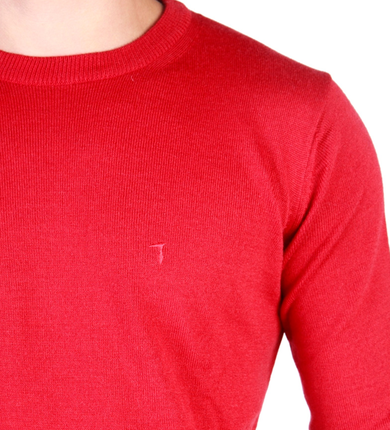 Trussardi Jersey c/redondo rojo