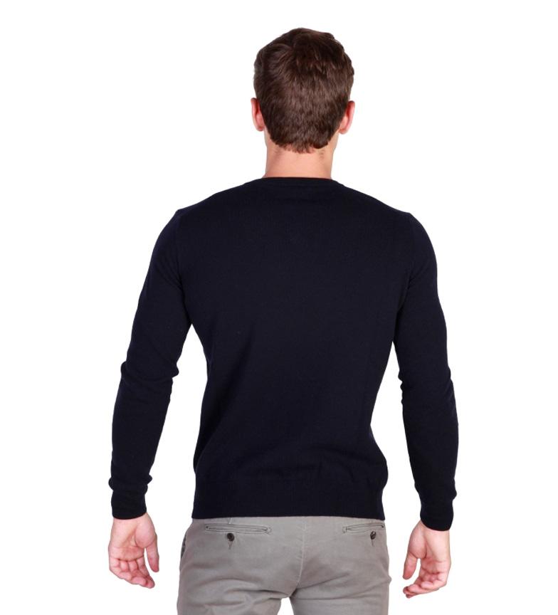 Kostnaden billig online Trussardi Jersey Marine Cuello Pico gratis frakt komfortabel kjøpe billig besøk ekstremt online salg for salg f33nFA8us
