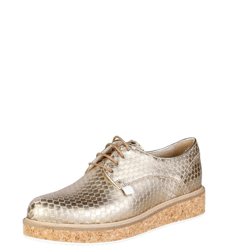 print animal Zapatos dorado Trussardi i i Yq1CCw