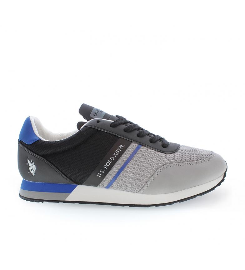 U.S. Polo Assn. Sneakers Brandon 2 cinza