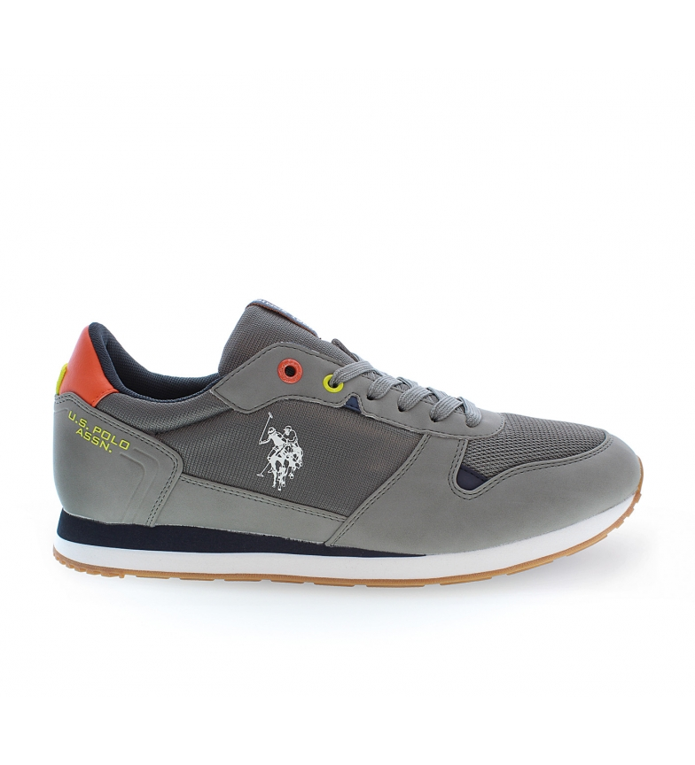 U.S. Polo Assn. Sneakers Willy grey
