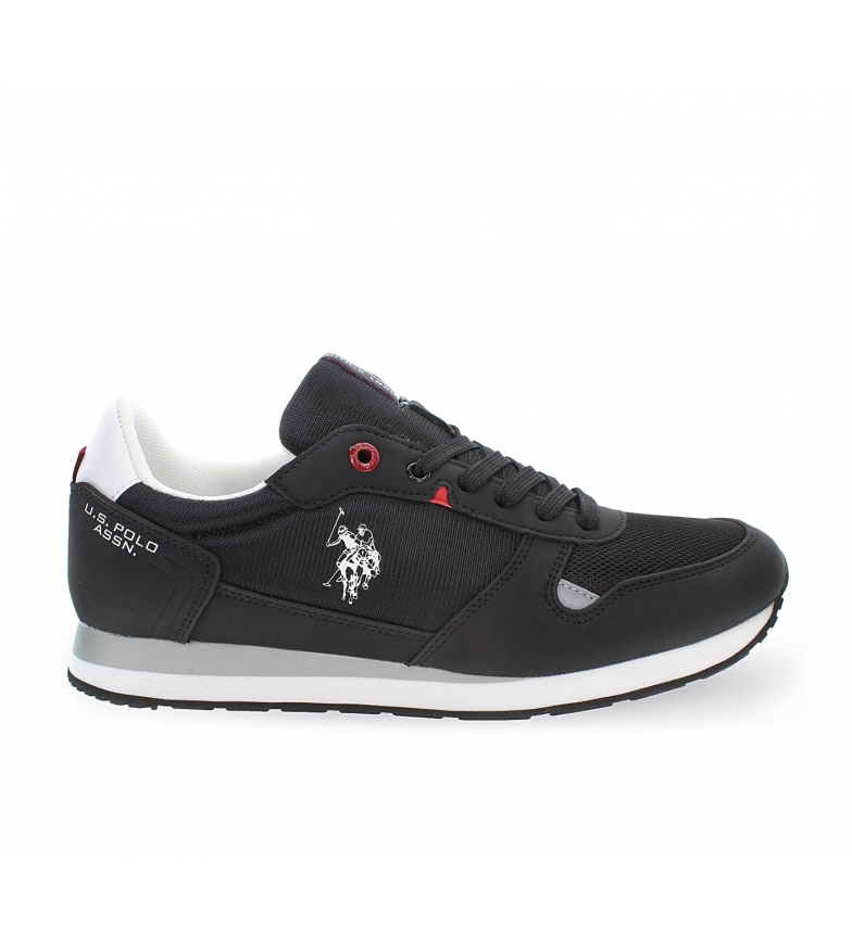 U.S. Polo Assn. Sneakers Willy noir