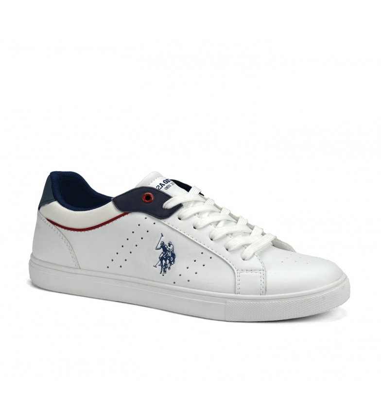 U.S. Polo Assn. Sneakers Curty 4244S0 blanc