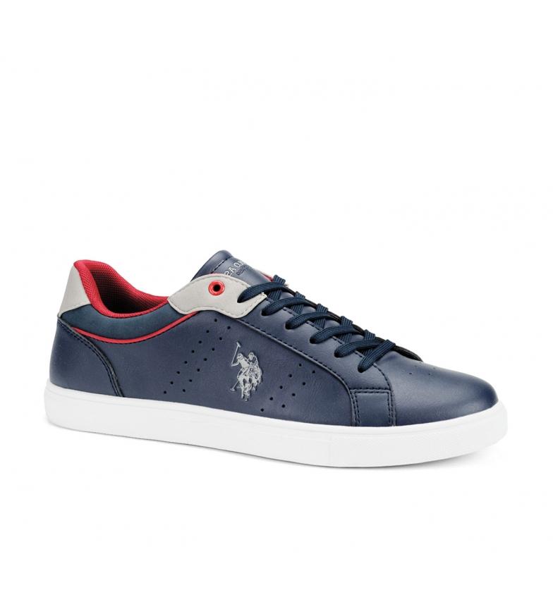 Comprar U.S. Polo Assn. Curty 4244S0 scarpe blu scuro
