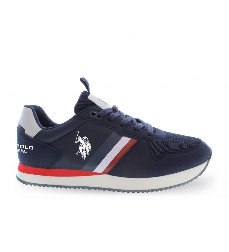 Comprar U.S. Polo Assn. Sneakers NOBIL4115S1 navy