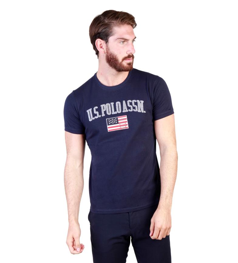 Oss Polo Skjorte M / C Blå på nett fabrikkutsalg billig pris xZaTDtJr