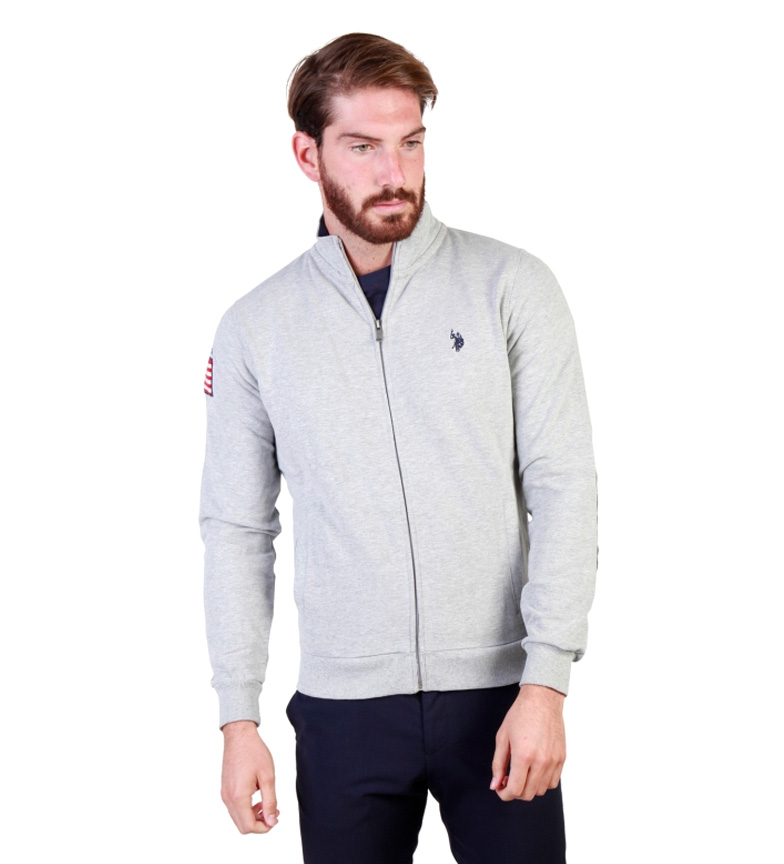 Comprar U.S. Polo Assn. Gray jacket