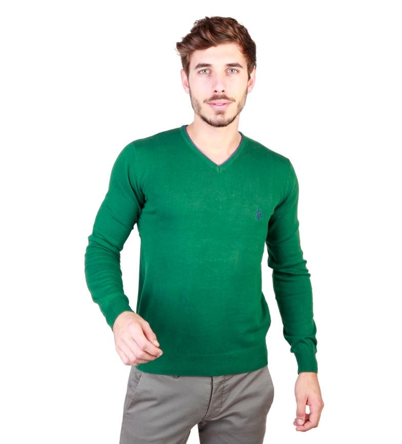 Comprar U.S. Polo Assn. Vert Jersey