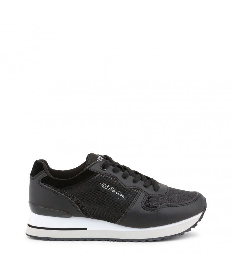 Black U sPolo U Fey Sneakers FTc51J3Kul