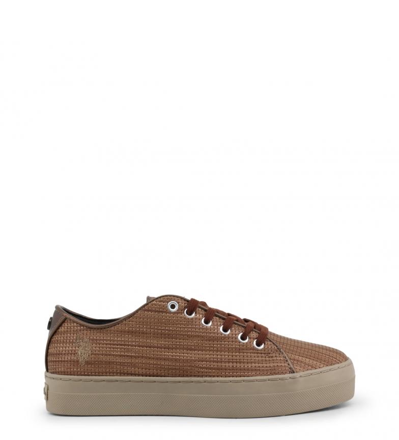 Comprar U.S. Polo Sneakers Trixy brown