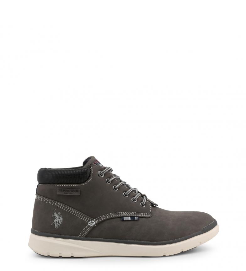 Comprar U.S. Polo Assn. Chaussures à lacets Ygor gris