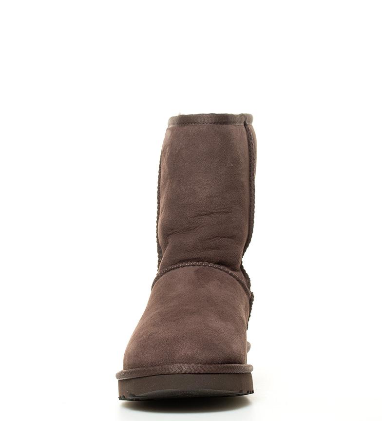 Classic UGG II Short marrón UGG Botas Australia de Australia piel wFYTwS