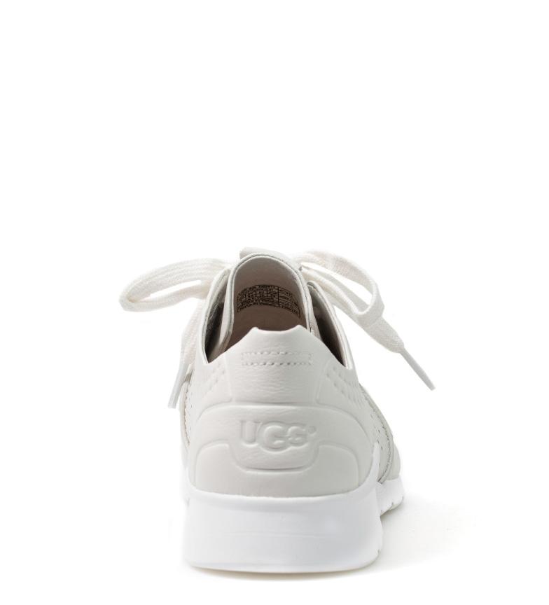 UGG piel Zapatillas blanco Australia de Tye Australia UGG PxdZBqP