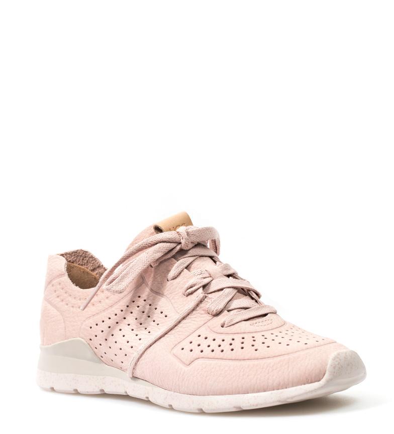 de UGG Zapatillas Australia piel Tye piel UGG Tye Australia rosa rosa de Zapatillas UGG rvqxgzrwp