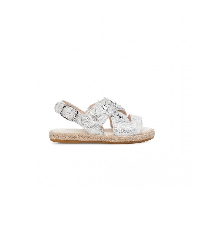 Comprar UGG T Allairey começa com sandálias prateadas